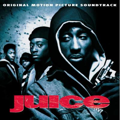 Juice Soundtrack CD. Juice Soundtrack