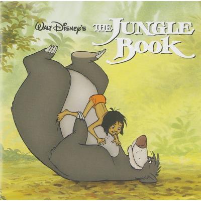 Jungle Book Soundtrack CD. Jungle Book Soundtrack
