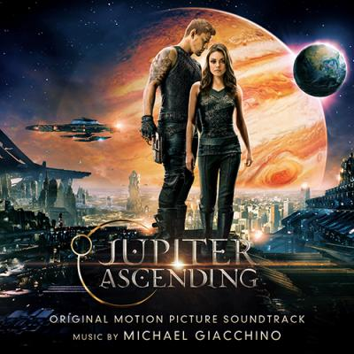 Jupiter Ascending Soundtrack CD. Jupiter Ascending Soundtrack