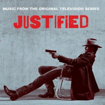 Justified Soundtrack CD. Justified Soundtrack