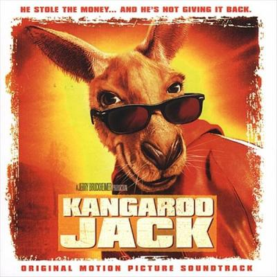 Kangaroo Jack Soundtrack CD. Kangaroo Jack Soundtrack