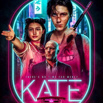 Kate Soundtrack CD. Kate Soundtrack