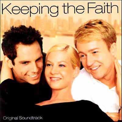 Keeping The Faith Soundtrack CD. Keeping The Faith Soundtrack