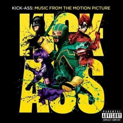 Kick-Ass Soundtrack CD. Kick-Ass Soundtrack