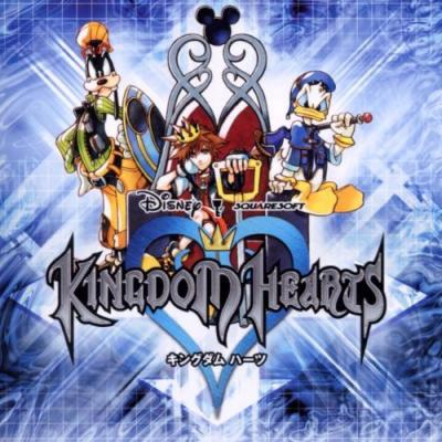 Kingdom Hearts Soundtrack CD. Kingdom Hearts Soundtrack