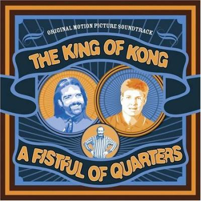 King of Kong: A Fistful of Quarters Soundtrack CD. King of Kong: A Fistful of Quarters Soundtrack
