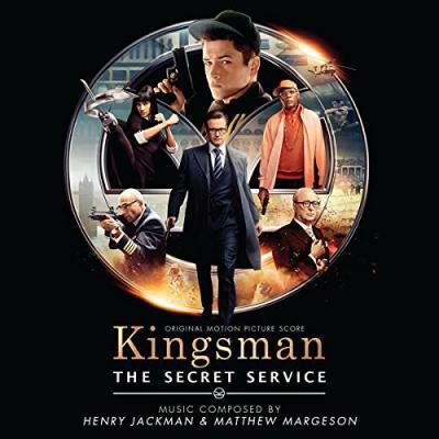 Kingsman: The Secret Service Soundtrack CD. Kingsman: The Secret Service Soundtrack