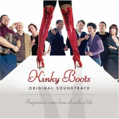 Kinky Boots Soundtrack CD. Kinky Boots Soundtrack