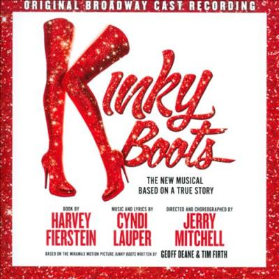 Kinky Boots Musical Soundtrack CD. Kinky Boots Musical Soundtrack