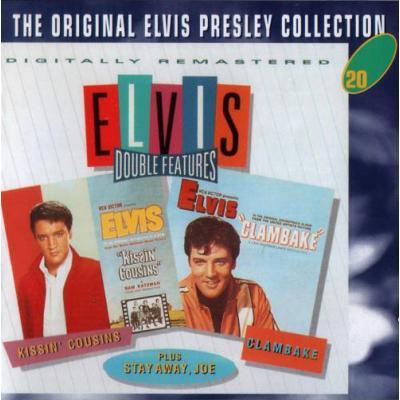 Kissin' Cousins / Clambake / Stay Away Joe Soundtrack CD. Kissin' Cousins / Clambake / Stay Away Joe Soundtrack