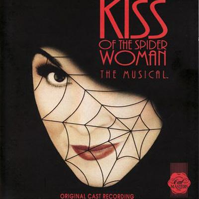 Kiss of the Spider Woman Soundtrack CD. Kiss of the Spider Woman Soundtrack