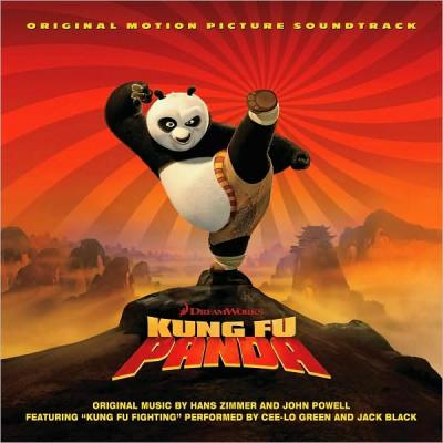 Kung Fu Panda Soundtrack CD. Kung Fu Panda Soundtrack