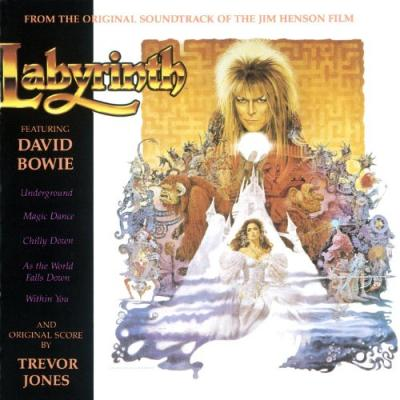 Labyrinth Soundtrack CD. Labyrinth Soundtrack