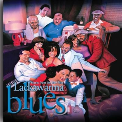 Lackawanna Blues Soundtrack CD. Lackawanna Blues Soundtrack