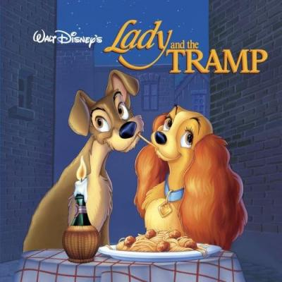 Lady and the Tramp Soundtrack CD. Lady and the Tramp Soundtrack