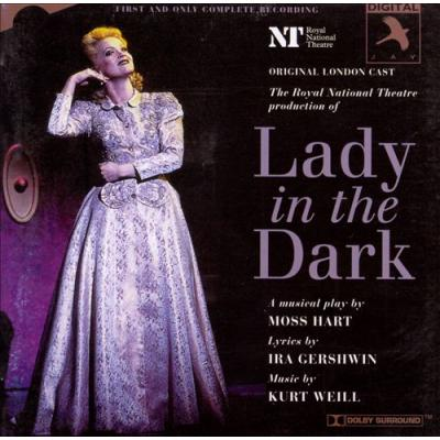 Lady in the Dark Soundtrack CD. Lady in the Dark Soundtrack