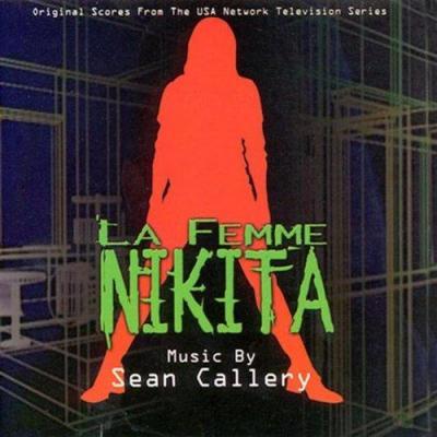 La Femme Nikita Soundtrack CD. La Femme Nikita Soundtrack