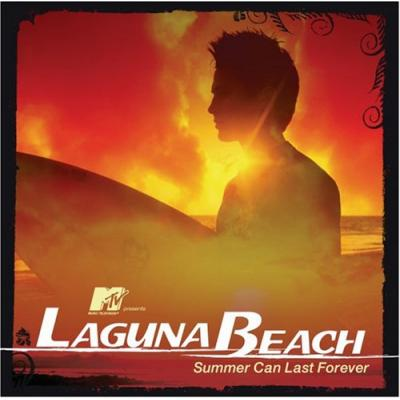 Laguna Beach Soundtrack CD. Laguna Beach Soundtrack