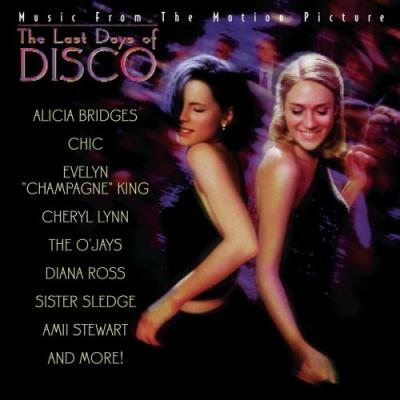 Last Days of Disco Soundtrack CD. Last Days of Disco Soundtrack
