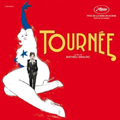La Tournee Soundtrack CD. La Tournee Soundtrack