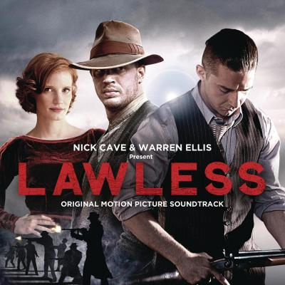 Lawless Soundtrack CD. Lawless Soundtrack