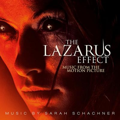 Lazarus Effect, The Soundtrack CD. Lazarus Effect, The Soundtrack