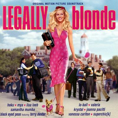Legally Blonde Soundtrack CD. Legally Blonde Soundtrack