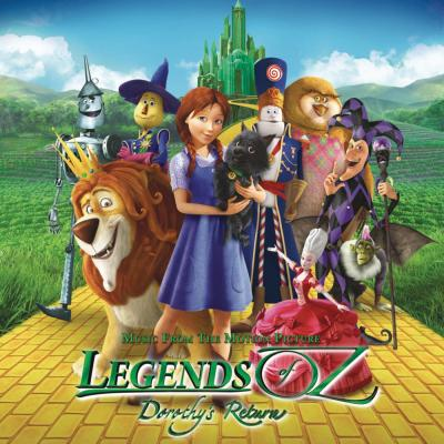 Legends of Oz: Dorothy's Return Soundtrack CD. Legends of Oz: Dorothy's Return Soundtrack