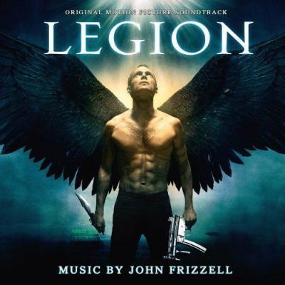 Legion Soundtrack CD. Legion Soundtrack