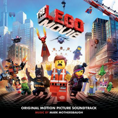 Lego Movie, The Soundtrack CD. Lego Movie, The Soundtrack