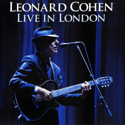 Leonard Cohen - Live in London Soundtrack CD. Leonard Cohen - Live in London Soundtrack
