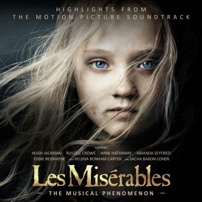 Les Miserables (2012) Soundtrack CD. Les Miserables (2012) Soundtrack
