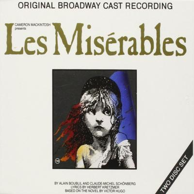 Les Miserables Soundtrack CD. Les Miserables Soundtrack