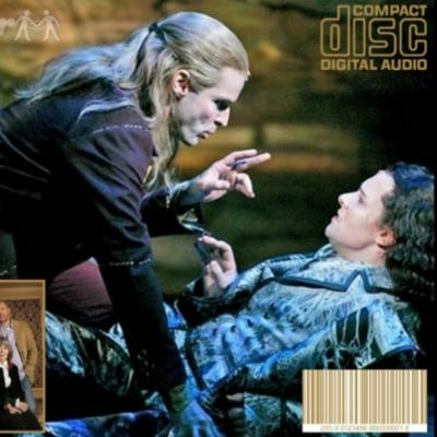 Lestat The Musical Soundtrack CD. Lestat The Musical Soundtrack
