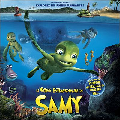 Le Voyage Extraordinaire De Samy Soundtrack CD. Le Voyage Extraordinaire De Samy Soundtrack