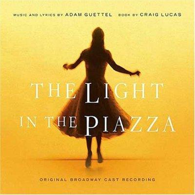 Light in the Piazza Soundtrack CD. Light in the Piazza Soundtrack