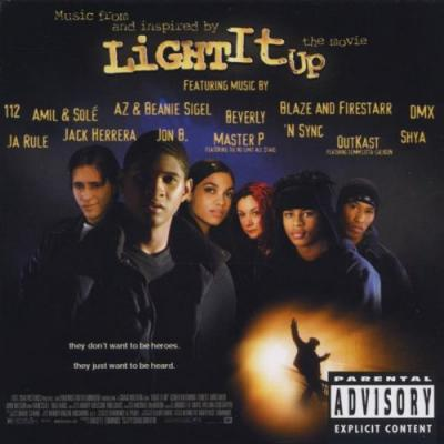 Light It Up Soundtrack CD. Light It Up Soundtrack