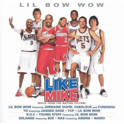 Like Mike Soundtrack CD. Like Mike Soundtrack