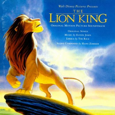 Lion King Soundtrack CD. Lion King Soundtrack