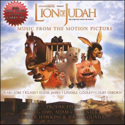 Lion of Judah Soundtrack CD. Lion of Judah Soundtrack