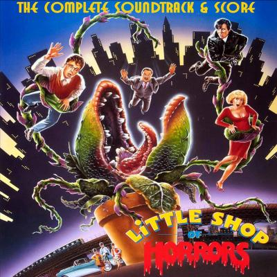 Little Shop of Horrors Soundtrack CD. Little Shop of Horrors Soundtrack