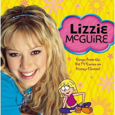 Lizzie McGuire Soundtrack CD. Lizzie McGuire Soundtrack