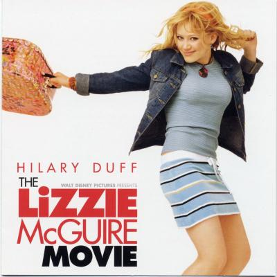 Lizzie McGuire Movie, The Soundtrack CD. Lizzie McGuire Movie, The Soundtrack