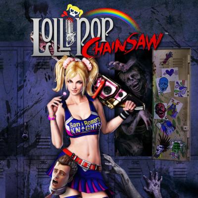 Lollipop Chainsaw Soundtrack CD. Lollipop Chainsaw Soundtrack