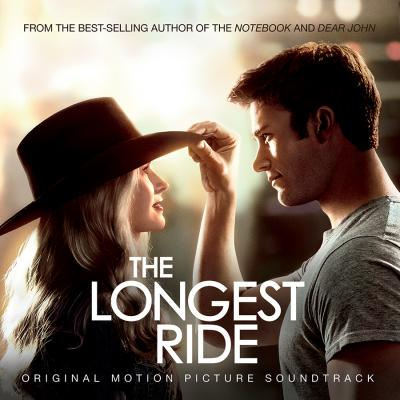 Longest Ride, The Soundtrack CD. Longest Ride, The Soundtrack