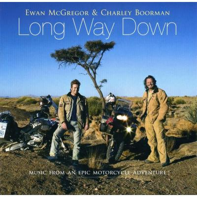 Long Way Down Soundtrack CD. Long Way Down Soundtrack