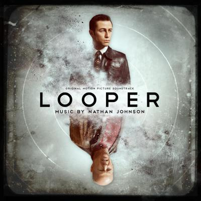 Looper Soundtrack CD. Looper Soundtrack