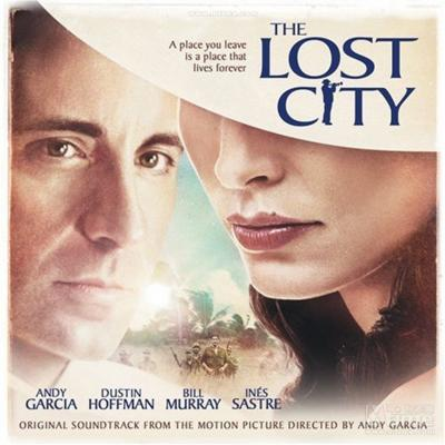 Lost City Soundtrack CD. Lost City Soundtrack