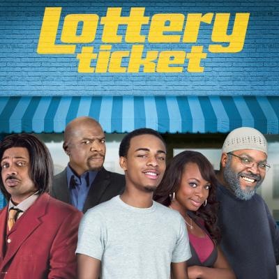 Lottery Ticket Soundtrack CD. Lottery Ticket Soundtrack
