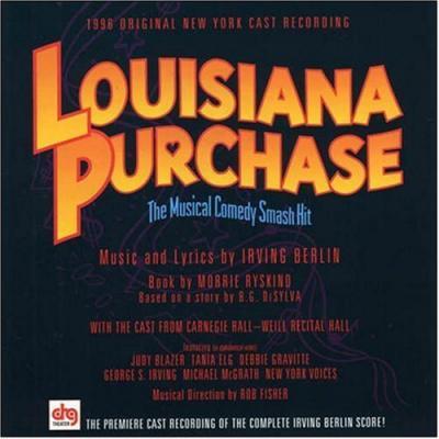 Louisiana Purchase Soundtrack CD. Louisiana Purchase Soundtrack